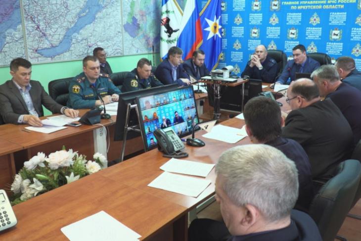 20 техногенных пожаров произошло в Иркутской области 26 апреля