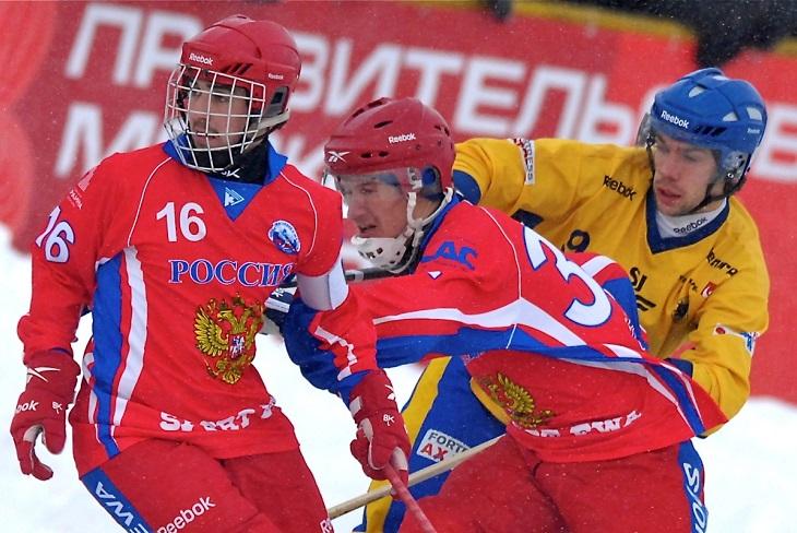 Федерация хоккея с мячом России предложит изменить формат чемпионатов мира