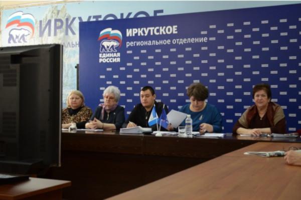 Сто человек подали заявки на участие в праймериз к выборам в иркутскую думу
