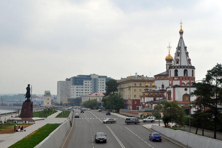 До +22 ожидается в Иркутске днем 30 апреля