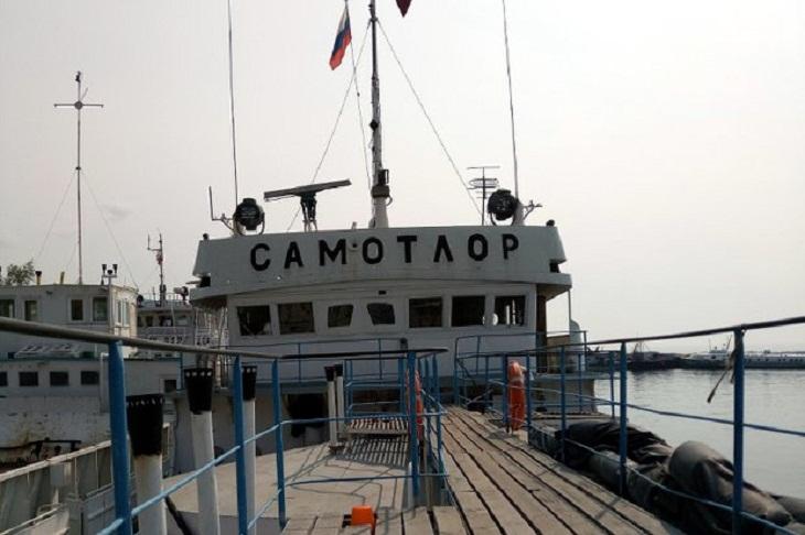 Новое экосудно начнет работать в акватории Байкала в 2019 году