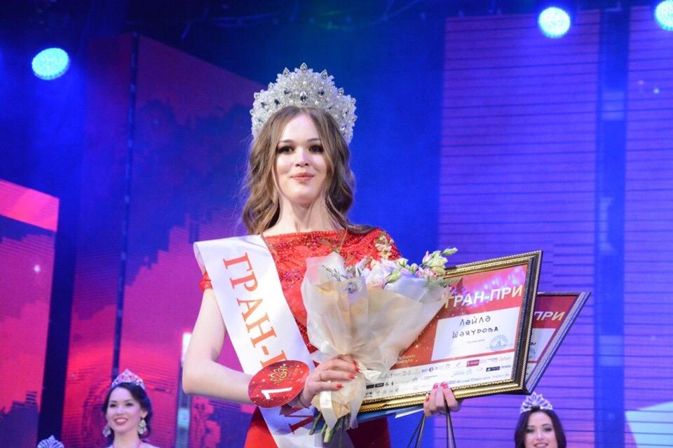 Титул башкирской красавицы «Хылыукай-2019» получила 19-летняя студентка БГПУ