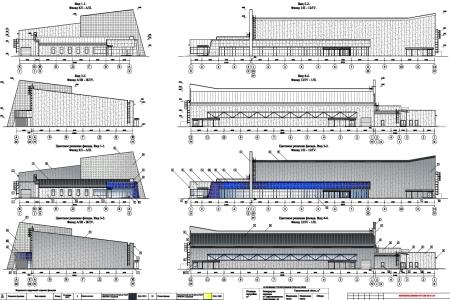 Проект строительства крытого катка в Университетском признан экономически эффективным