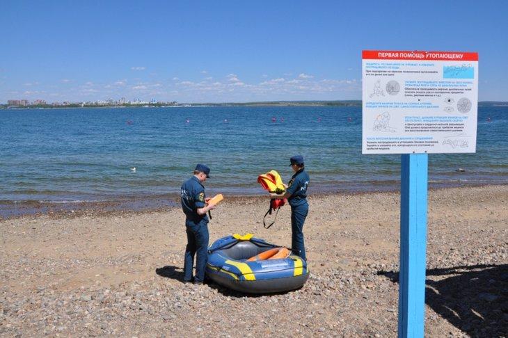 Пляж Якоби в Иркутске начнет работать с 1 июня