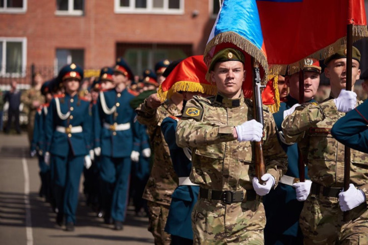Минобороны передаст образцы вооружения и военной техники иркутскому центру «Патриот»