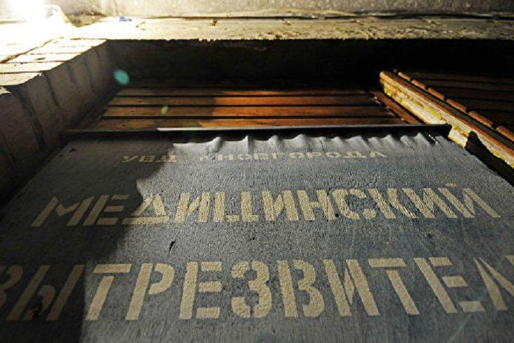 В Госдуму поступил законопроект о восстановлении медвытрезвителей по стране