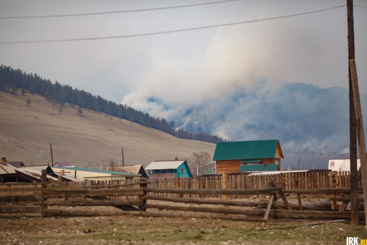 Полпред СФО: Иркутская область оказалась ограниченно готова к пожароопасному сезону