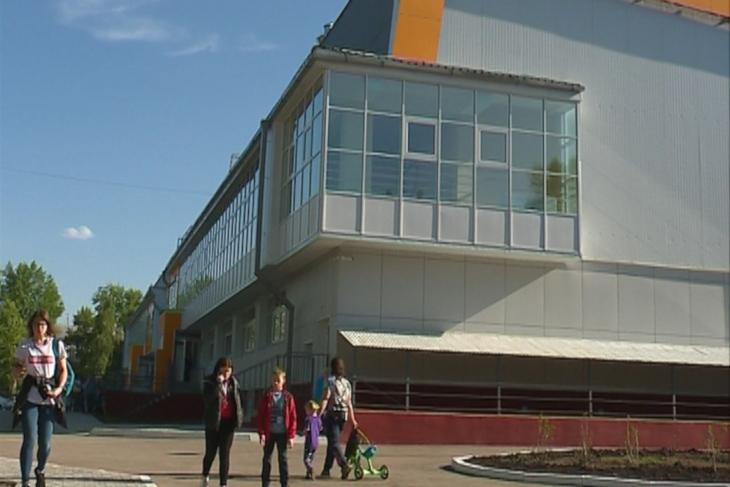 Физкультурно-оздоровительный комплекс открыли на бульваре Рябикова