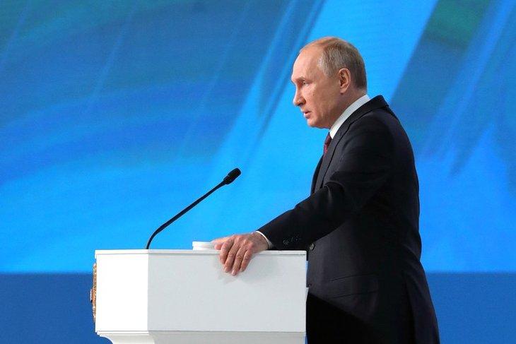 Президент Владимир Путин подписал закон о «суверенном интернете»