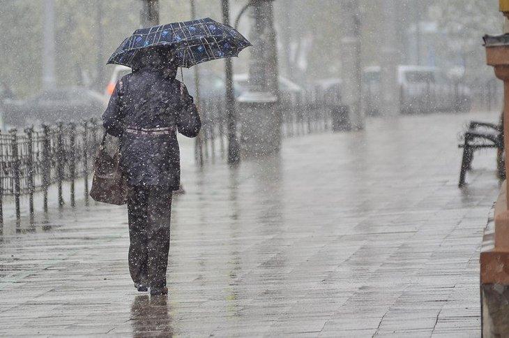 Мокрый снег и ветер ожидаются в Иркутске 11 мая