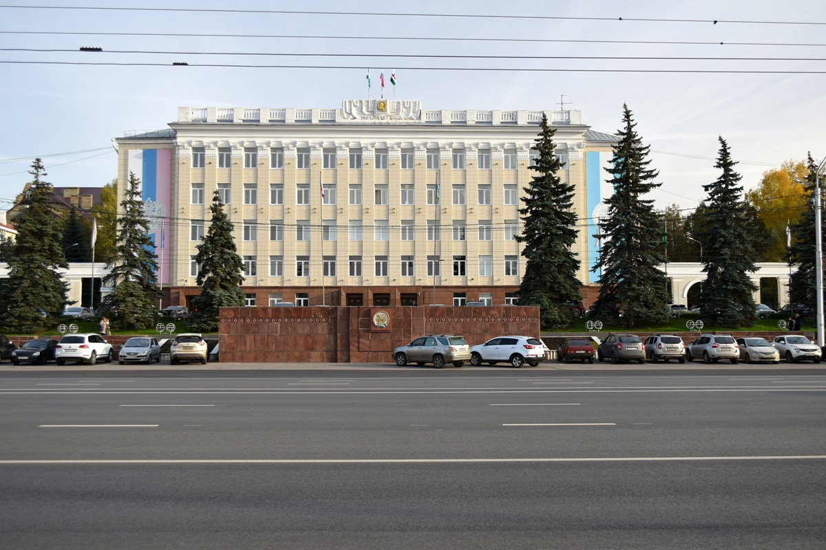 По распоряжению Радия Хабирова в Уфе преобразят площадки для воркаута