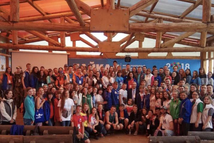 Молодежный форум «Байкал» стартует 25 июня