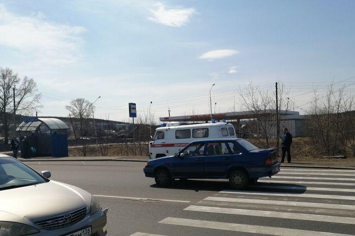 В Тулуне водитель ВАЗа сбил пенсионерку на пешеходном переходе