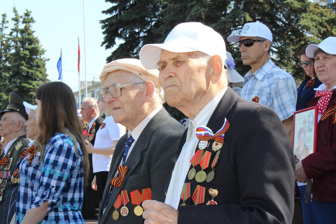 День Победы в Уфе: Фоторепортаж