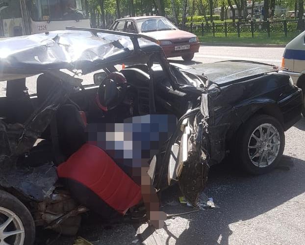 В Стерлитамаке в ДТП погиб 33-летний мужчина