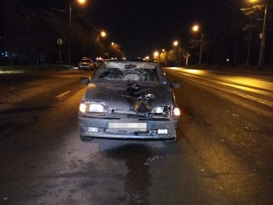 В Уфе под колесами автомобиля погиб 80-летний дедушка