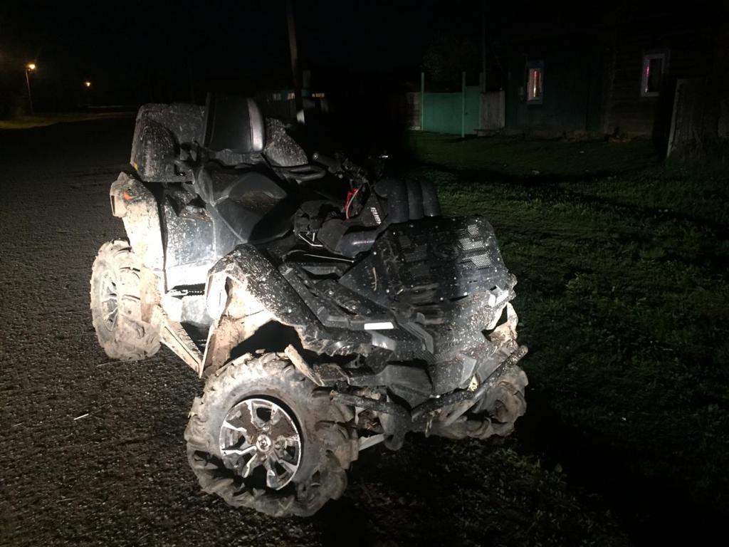 В Башкирии трое подростков попали в больницу после ДТП