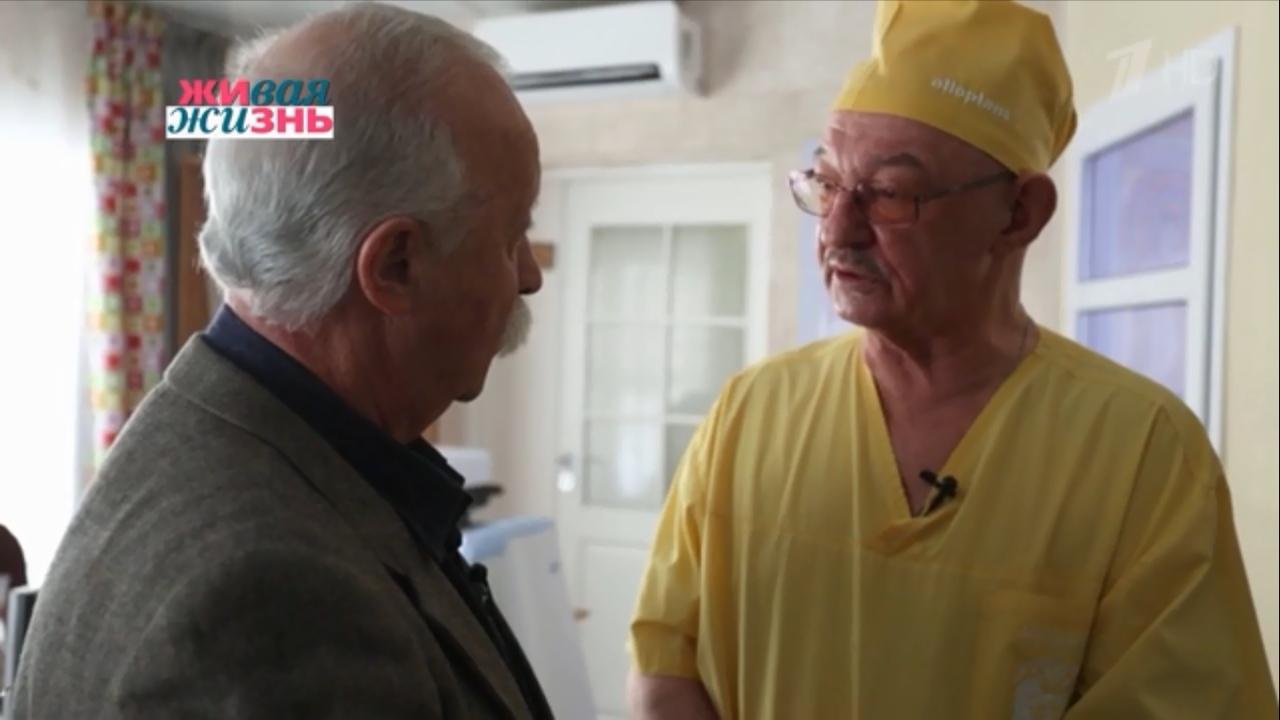 Известный уфимский офтальмолог рассказал Ледониду Якубовичу о «воде бессмертия»