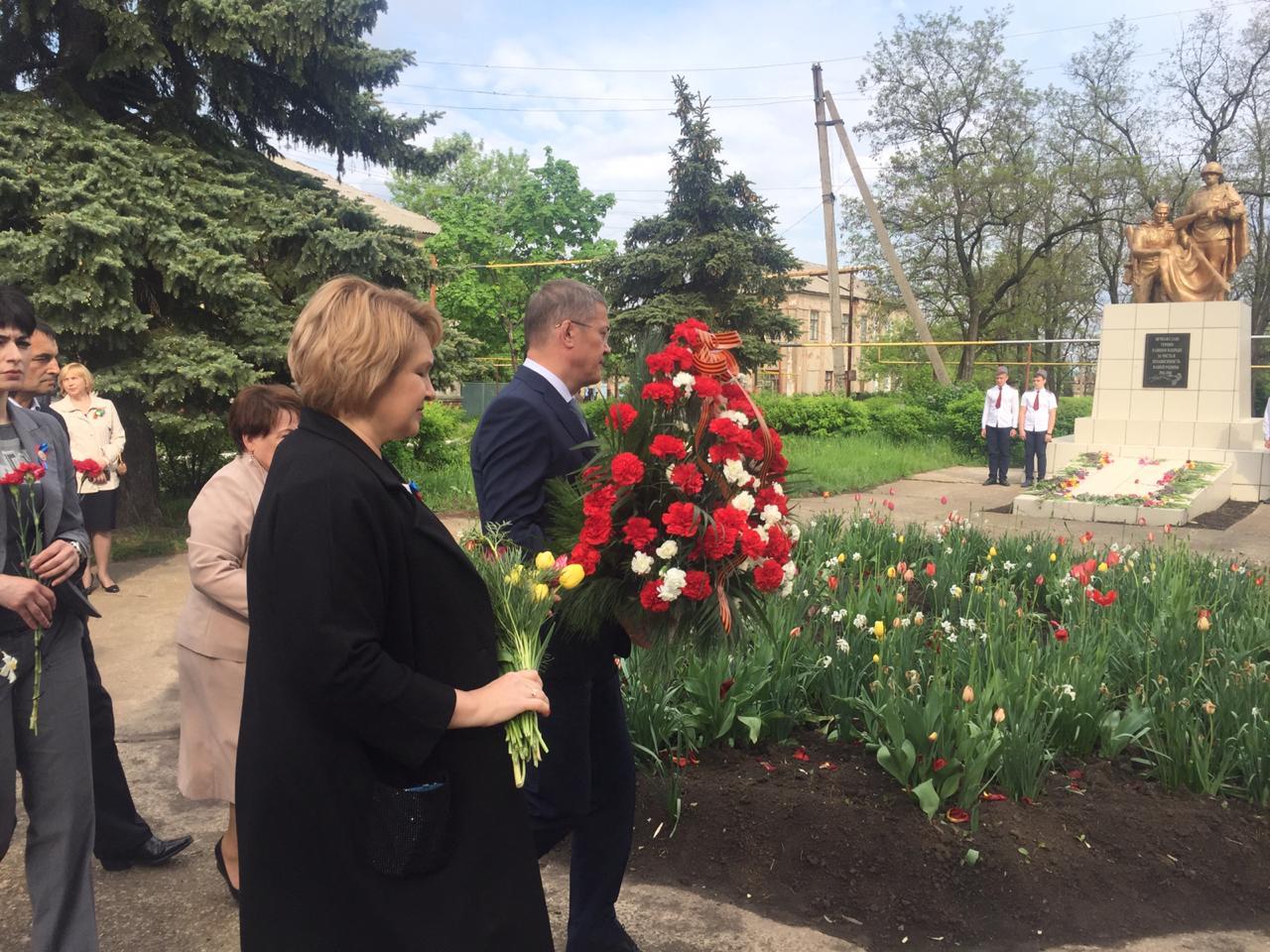 Башкирия отправит на Донбасс поисковую экспедицию для идентификации останков генерала Шаймуратова