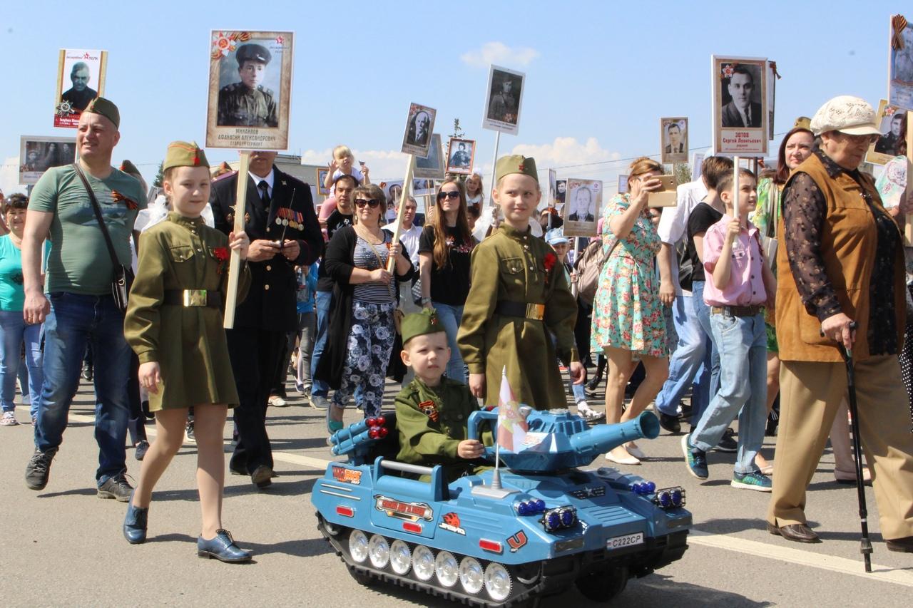 В Уфе сняли все ограничения, введенные на дорогах из-за парада и шествия «Бессмертного полка»