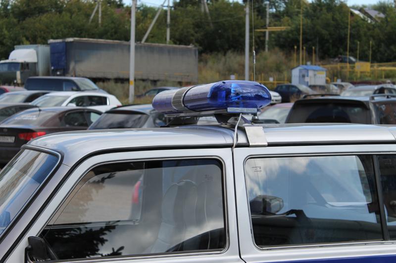 В Башкирии полицейские обезвредили вооруженного мужчину