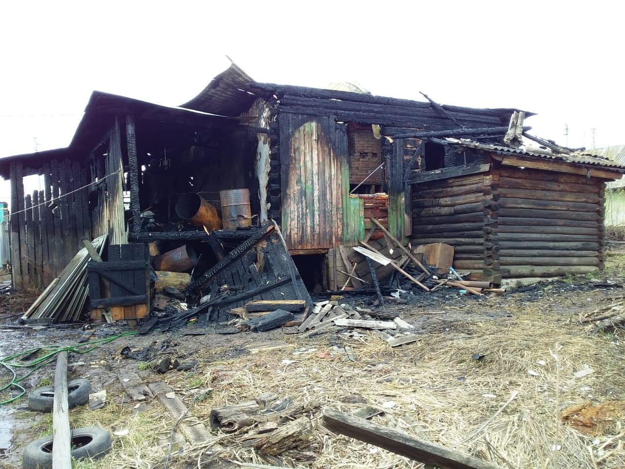 В Башкирии пожарный извещатель спас семью с двумя детьми