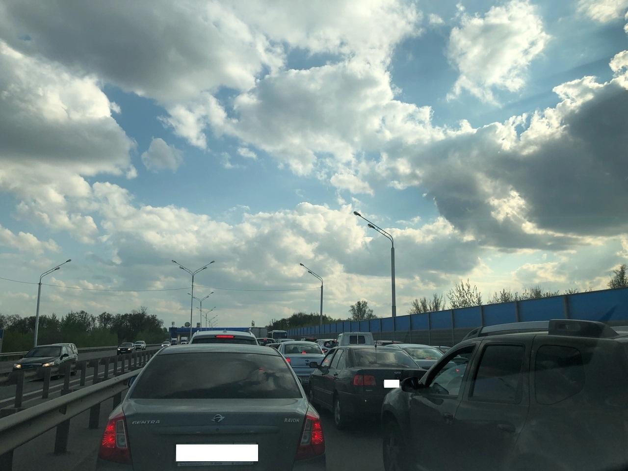 В Уфе сегодня снова перекроют часть дороги Уфа-Аэропорт