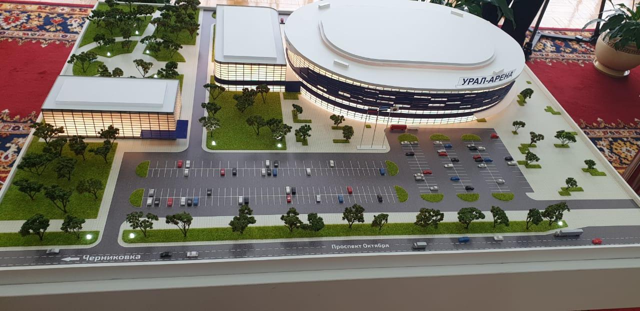 В одном из районов Уфы появится новый волейбольный стадион