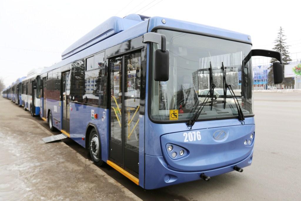В Уфе временно перестанут ездить несколько троллейбусов
