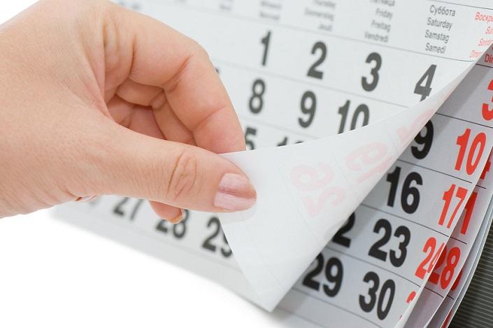 Новогодние каникулы в 2020 году продлятся всего восемь дней
