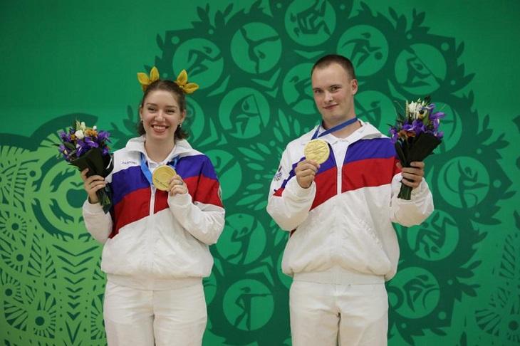 Иркутский стрелок Артём Черноусов завоевал еще одну золотую медаль на Европейских играх в Минске