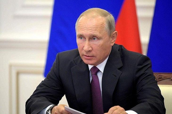 Владимир Путин провел экстренное совещание в Братске