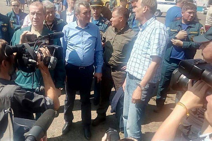 980 миллионов рублей выделили на выплаты пострадавшим от наводнения в Иркутской области