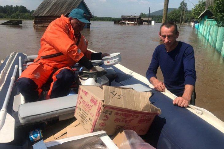 В Иркутске собирают отряд добровольцев для помощи  пострадавшим в паводке жителям Приангарья
