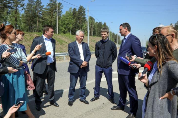 На Байкальском тракте проведут гарантийный ремонт дорожного полотна