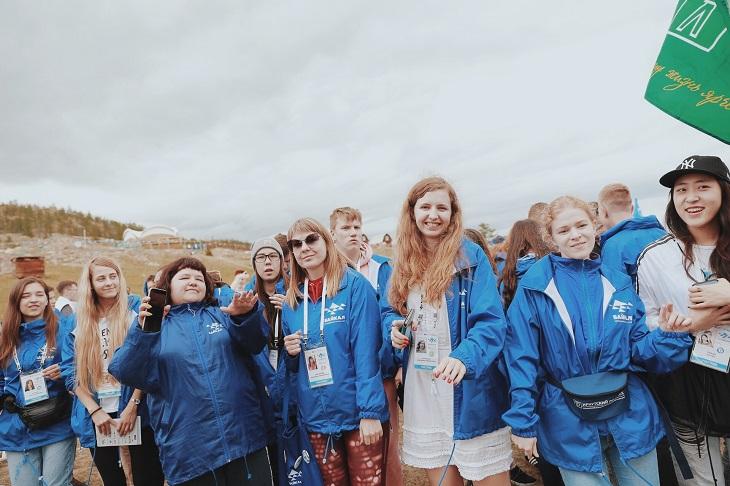 В Иркутской состоялось торжественное открытие молодежного форума «Байкал»