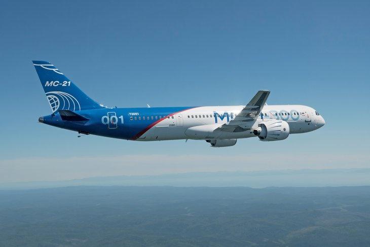МС-21 покажут на международном авиасалоне в Подмосковье