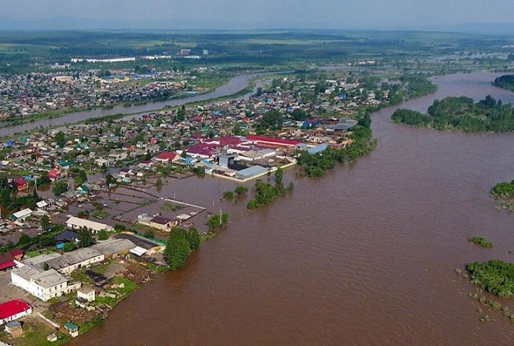 МЧС не исключает возможность подъема уровня воды в Иркуте, Олхе, Китое и Ушаковке
