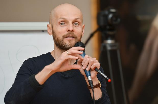 Режиссера из Иркутска Ивана Вырыпаева номинировали на премию «Человек года» по версии журнала «GQ»