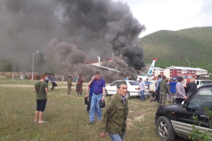 Семьи погибших в авиакатастрофе в Нижнеангарске получат компенсацию
