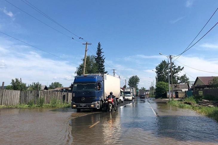 Сокол: в Тулунском районе крайне тяжелая ситуация