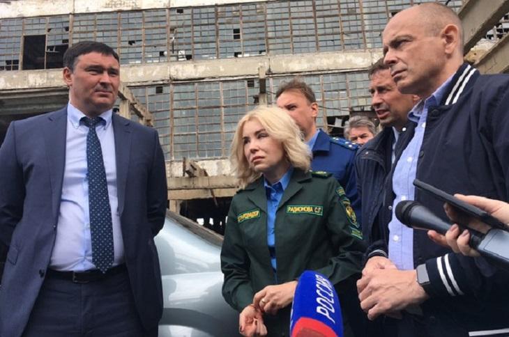 Проект вывоза отходов с промплощадки «Усольехимпрома» будет готов в конце июня