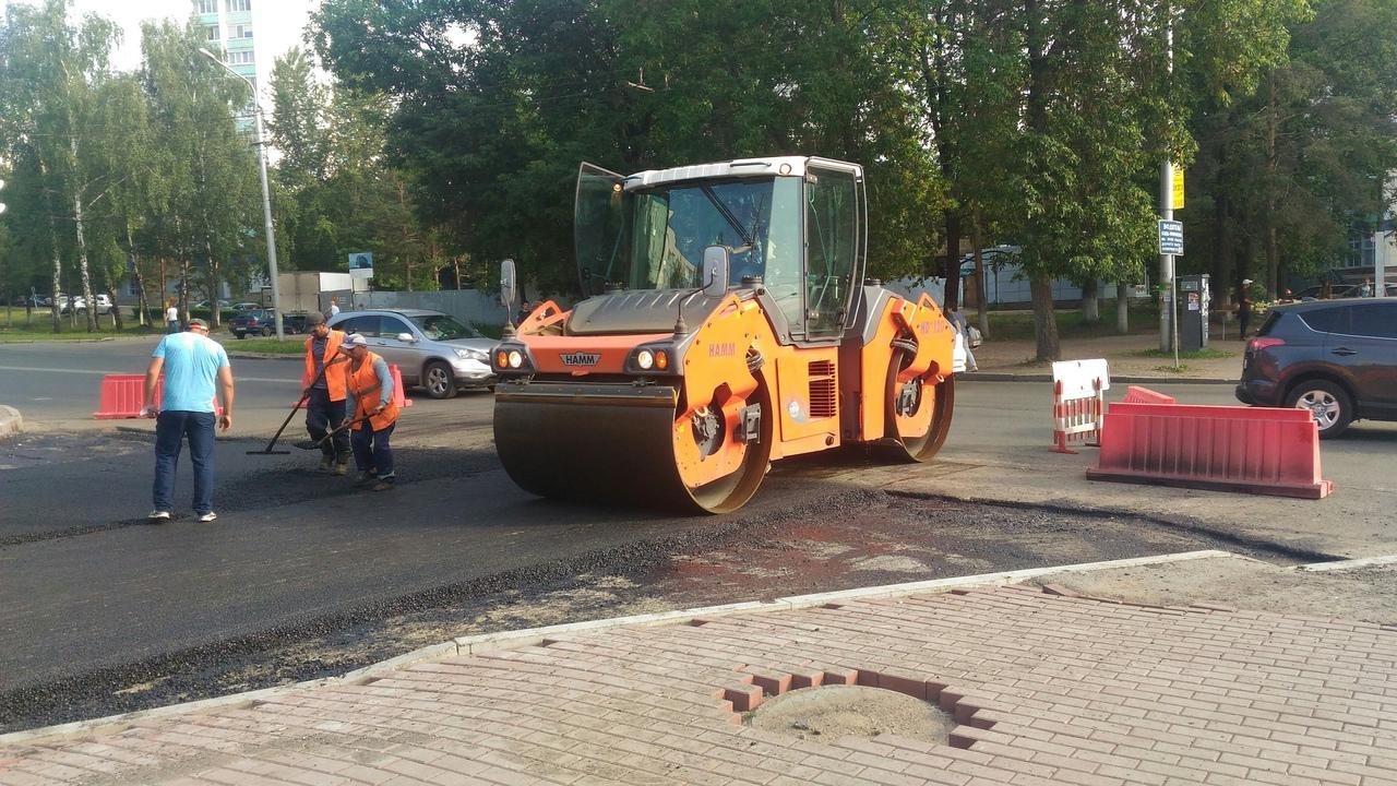 На ремонт двух улиц Уфы выделят почти 1,2 млрд рублей
