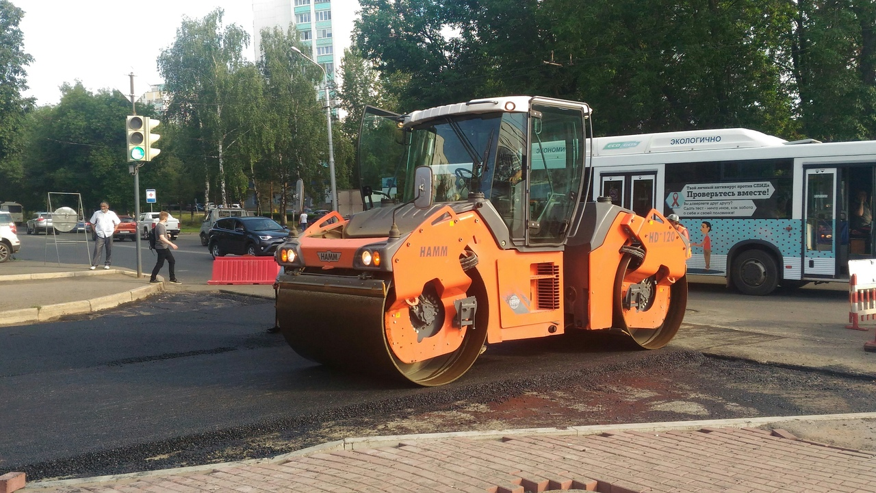 В этом году в Уфе запланировано строительство нескольких улиц