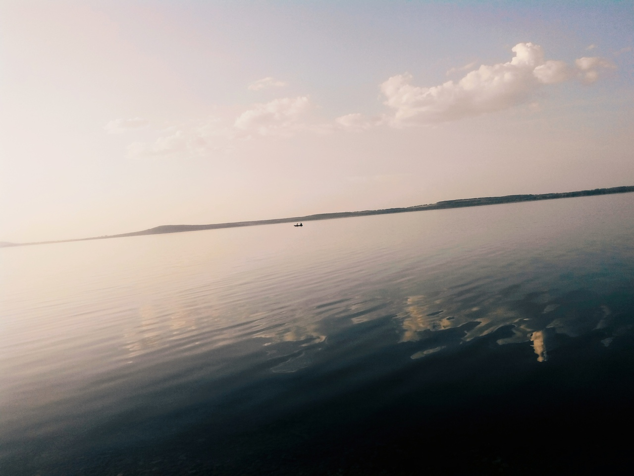 В Башкирии со дна озера достали тело