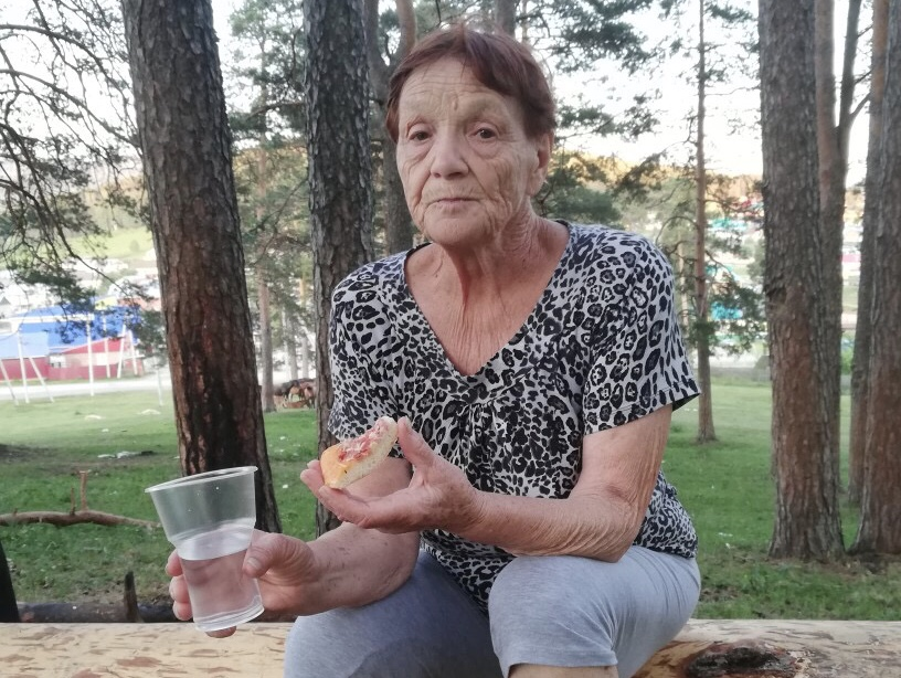 В Башкирии пожилая женщина пропала после поездки на поезде