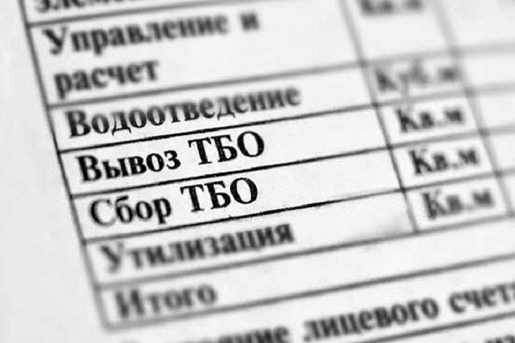 Евгений Стекачев предложил изменить методику расчета платы за вывоз мусора в Иркутске