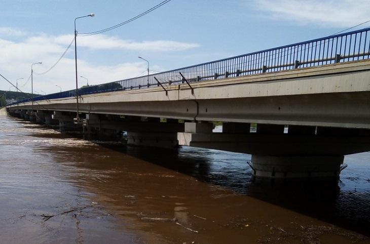 В ближайшие сутки продолжится повышение уровня воды в реках Иркутской области