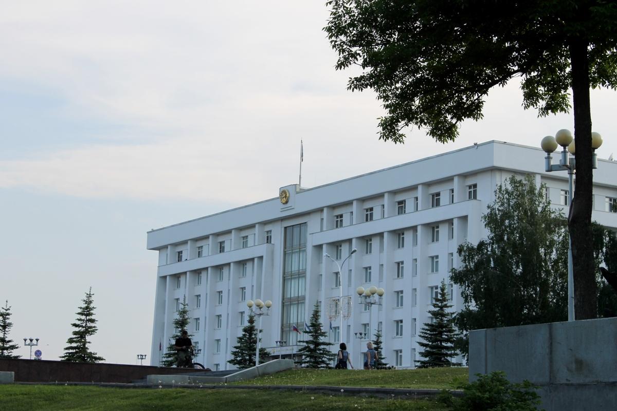Вчера был определен еще один кандидат на пост главы Башкирии