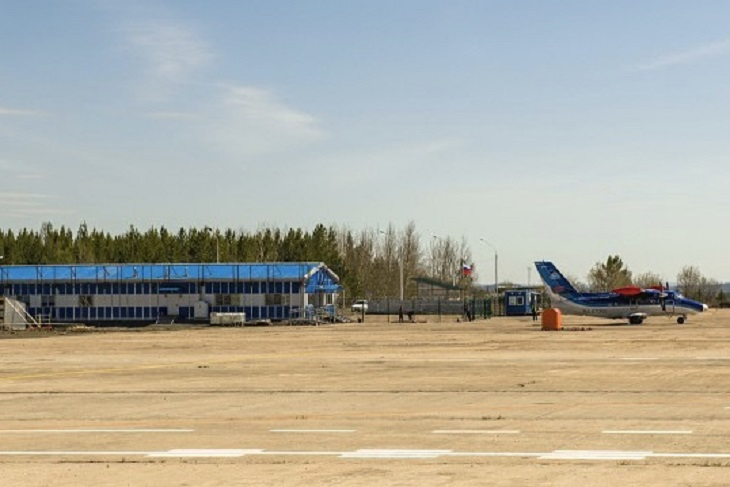В Усть-Илимске построили здание нового терминала аэропорта
